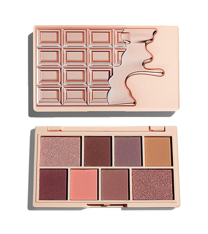 1dbb930eedc I Heart Revolution - Mini Chocolate Eyeshadow Palette - Rose Gold ...