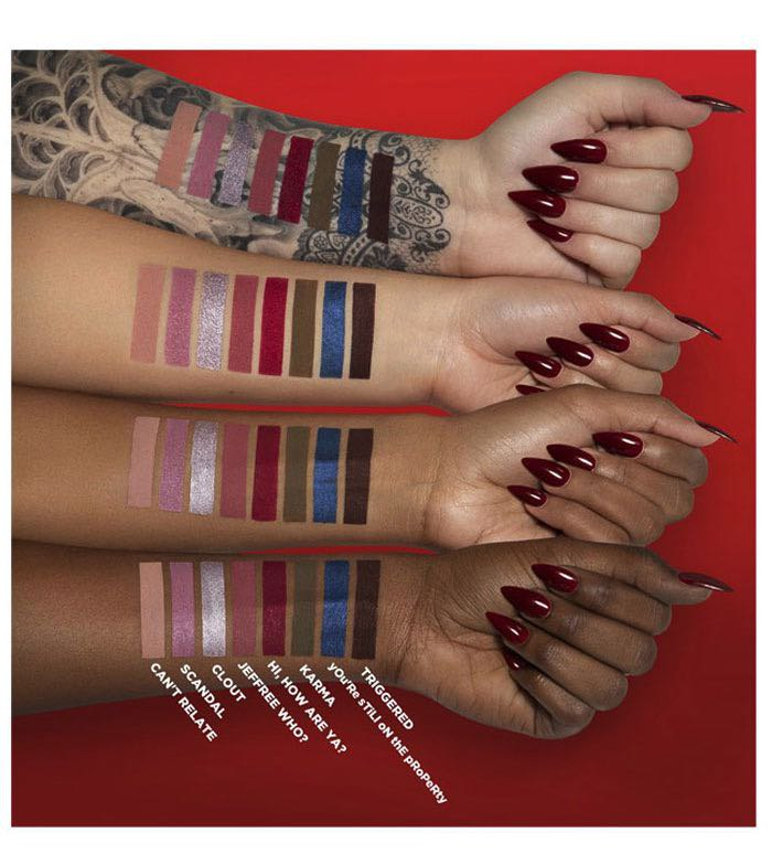 Jeffree Star Cosmetics - *Holiday Collection 2018* - Velour Liquid Lipstick - yOu'Re sTiLl oN thE pRoPeRty