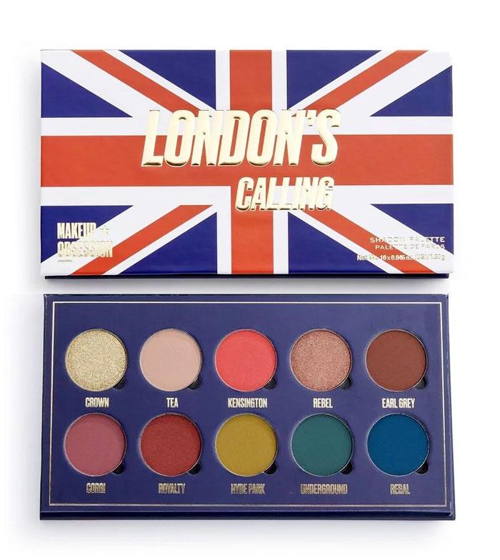 London S Calling Eyeshadow Palette
