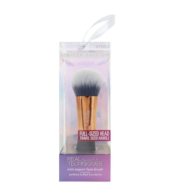 Buy Real Techniques Mini Expert Face Brush By Sam Nic Limited