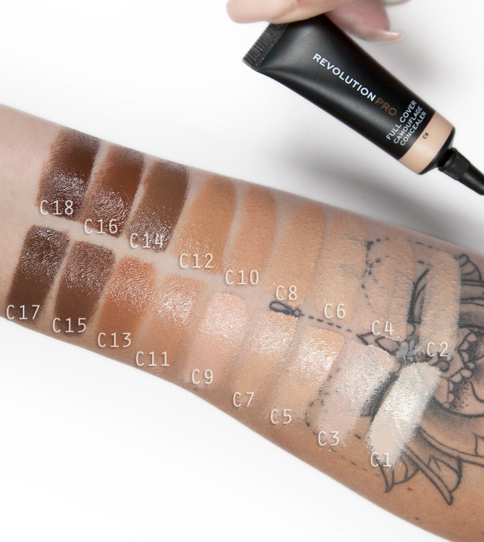 Full Cover Camouflage Concealer