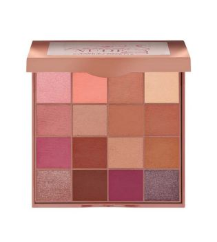 Loreal - Eyeshadow and blush palette Emotions Nude