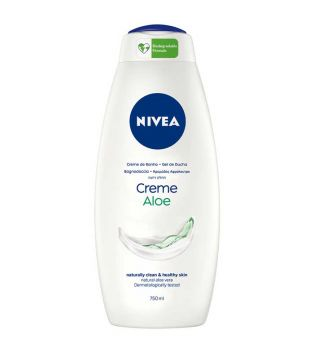 Nivea - Cream shower gel - Creme Aloe