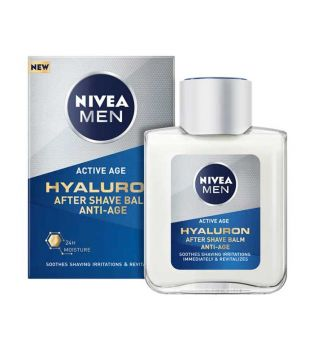 Nivea Men - After shave anti-aging balm Hyaluron