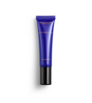 Revolution Skincare - Rejuvenating eye contour Overnight