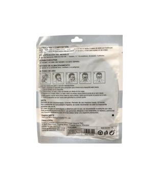 Varios - FFP2 Disposable Protective Mask - Black